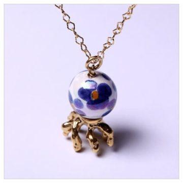 Collana animalier gioielli Giuliana di Franco