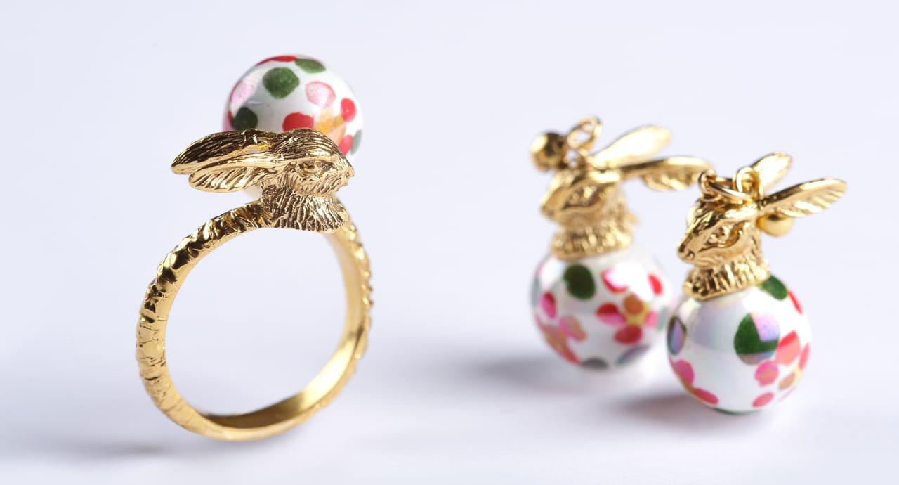 Animalier gioielli Giuliana di Franco