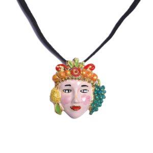 collezione icone amore siciliani orecchino