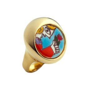 collezione icone sicilianissima anello 2