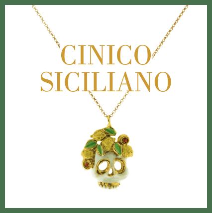 Collezione gioielli cinico siciliano Giuliana Di Franco