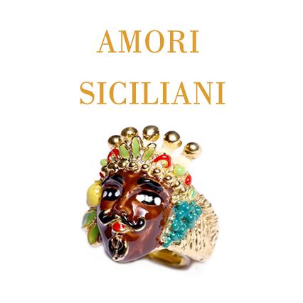 Amori siciliani giuliana di franco gioielli