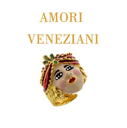 Amori veneziani giuliana di franco gioielli