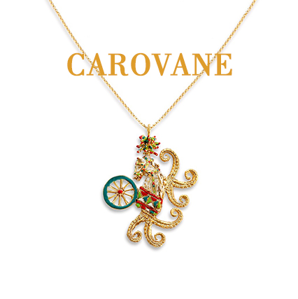 Carovane giuliana di franco jewels