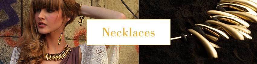 Sicilian necklaces giuliana di franco