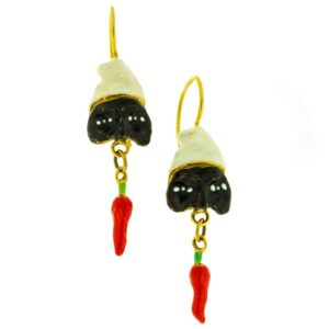 Earrings So' Napolitano N-O3