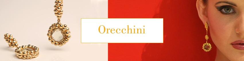 Orecchini siciliani giuliana di franco